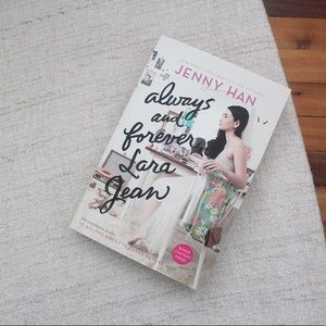 NWT Always and Forever, Lara Jean Paperback Book